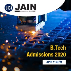 Jain University - School of Engineering & Technology, Bangalore