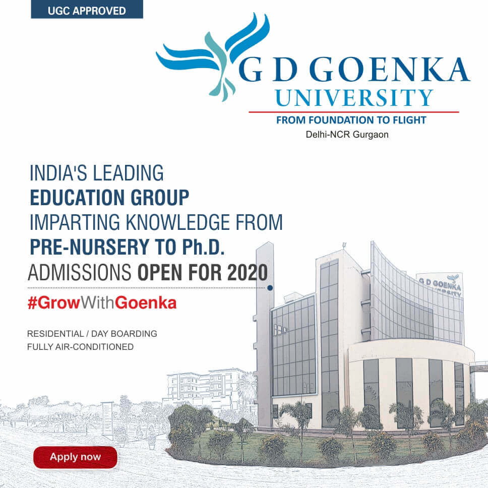 GD Goenka University, Gurgaon