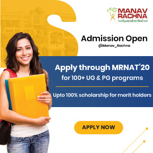 Manav Rachna International Institute of Research and Studies, Faridabad