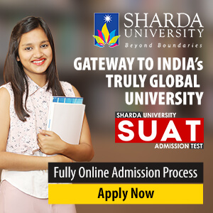 Sharda University (SU), Greater Noida