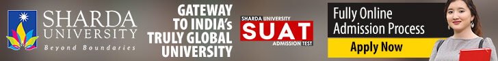 Apply to Sharda University