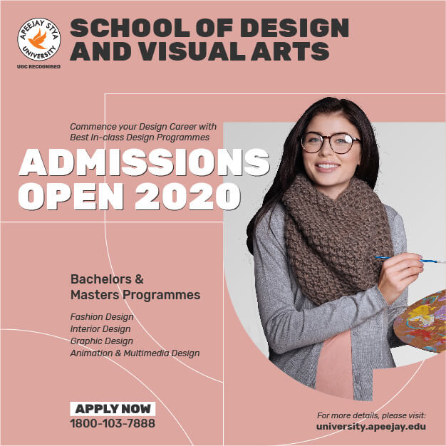 School of Design and Visual Arts - Apeejay Stya University, Gurgaon