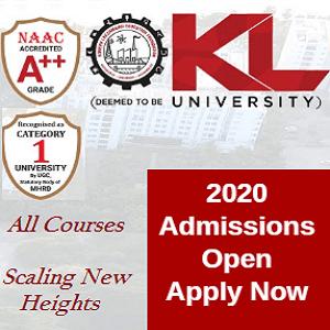 KL University (KLU), Guntur