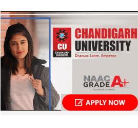 Chandigarh University (CU), Chandigarh