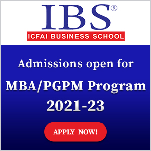 ICFAI Business School (IBS), Hyderabad