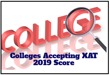 Colleges Accepting XAT 2019 Scores
