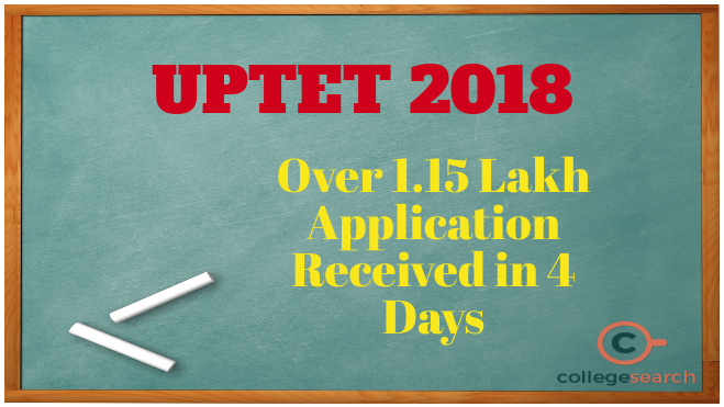 Over 1.15 Lakhs Applications received for UPTET 2018