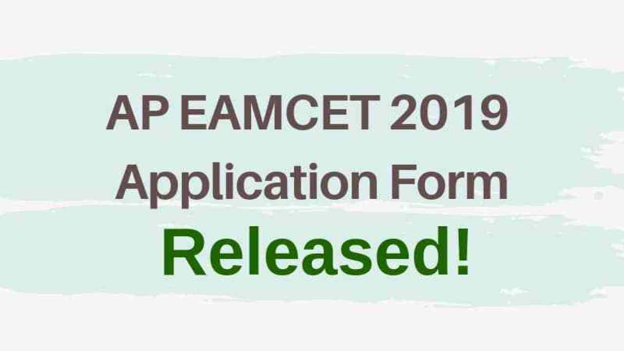 apeamcet-application-form-released