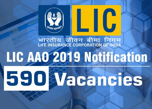 lic-aao-2019-notification