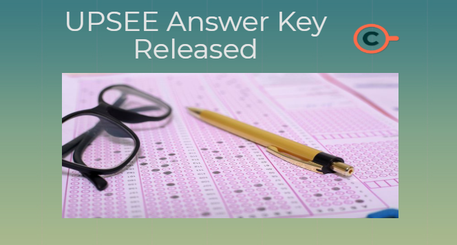UPSEE Answer Key Released