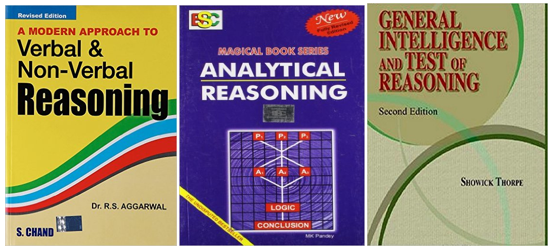 IBPS PO Reasoning Book