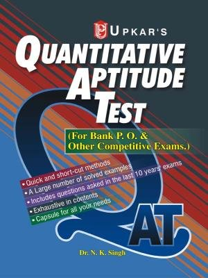 IBPS PO Quantitative Aptitude Book