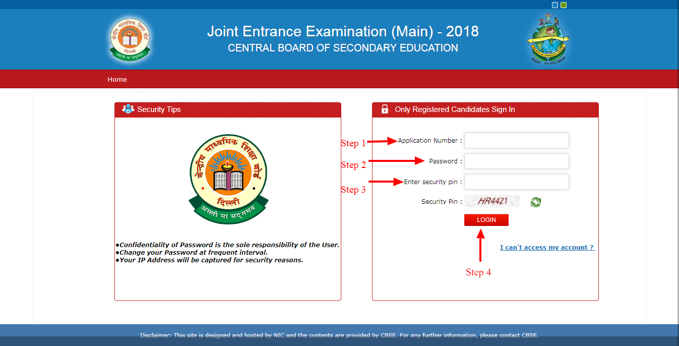 JEE Advanced 2018 Format Changed