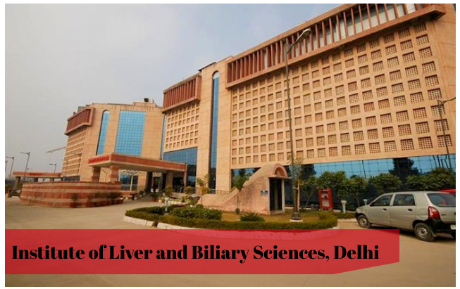 Institute of Liver and Biliary Sciences, Delhi