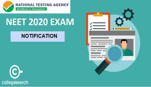 NEET 2020 Notification