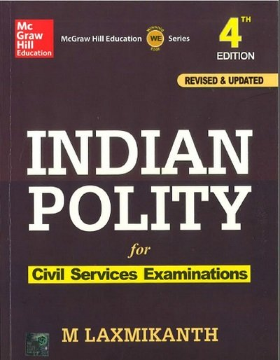 Indian Polity-M.Laxmikanth