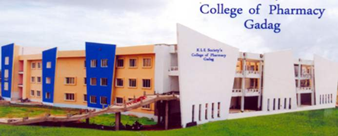 KLE Society's College of Pharmacy - Gadag