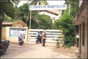 St Joseph's Degree and PG College