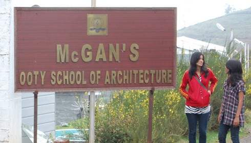 Mcgan S Ooty School Of Architecture Courses Fees Review Collegesearch