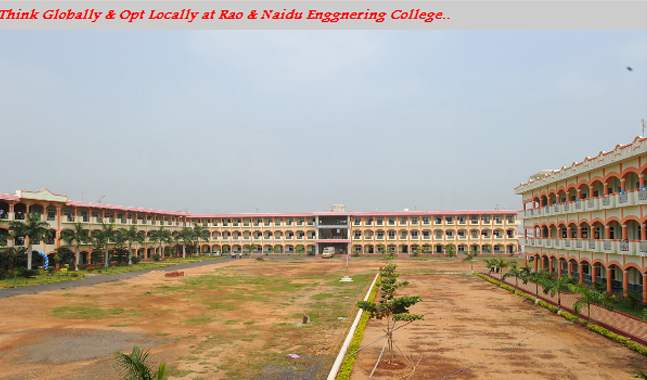 Rao & Naidu Engineering College