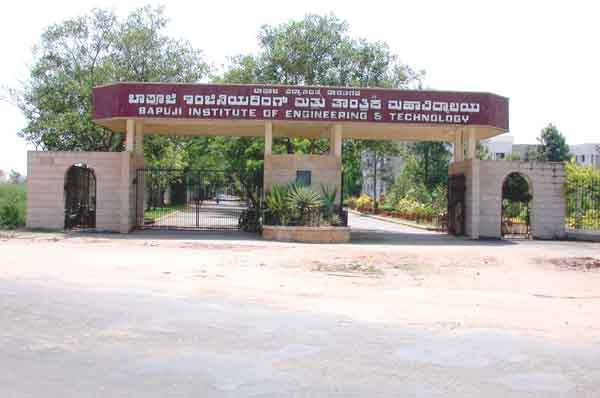 Bapuji Institute of Engineering & Technology