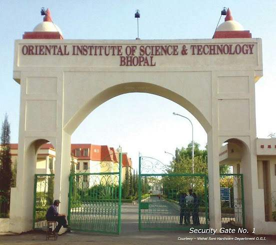 Oriental Institute of Science & Technology