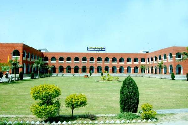 Chhaju Ram Law College - Hisar