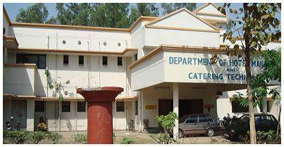 Department of Hotel Management & Catering Technology - MJP Rohilkhand University