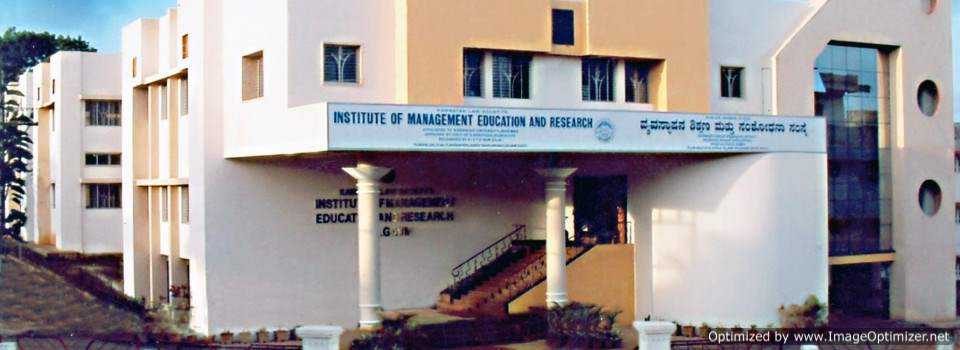 Karnatak Law Society's Institute of Management Education & Research
