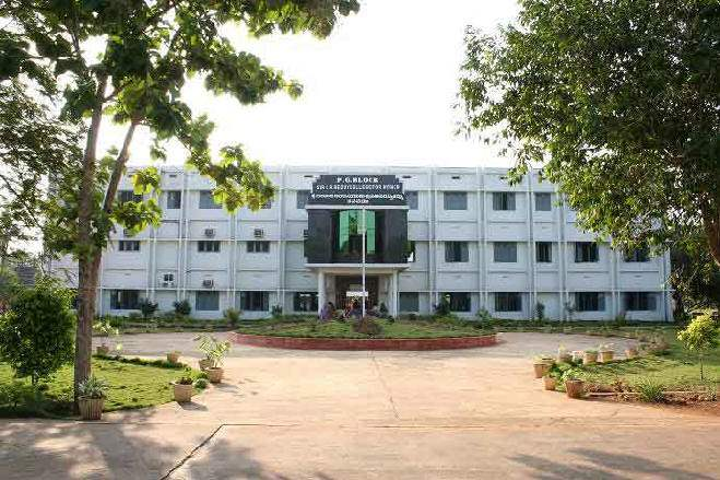 Sir CR Reddy College (PG Courses)