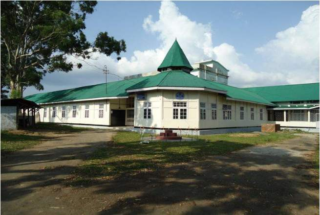Haflong Government College