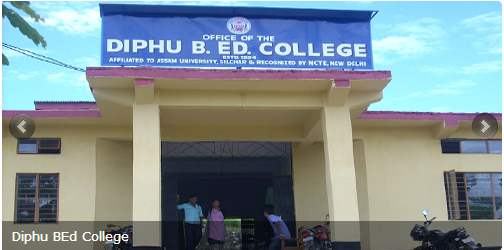 Diphu BEd College - Anglong