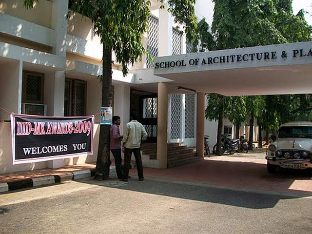 School of Architecture and Planning-Anna University (SOAP Anna University)