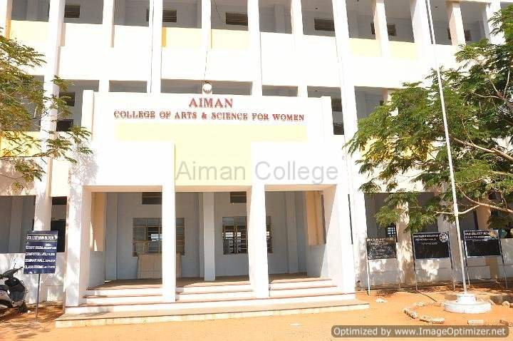 Aiman College of Arts & Science for Women