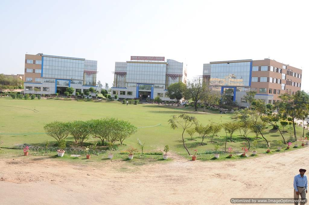 Gurgaon Institute of Technology & Management