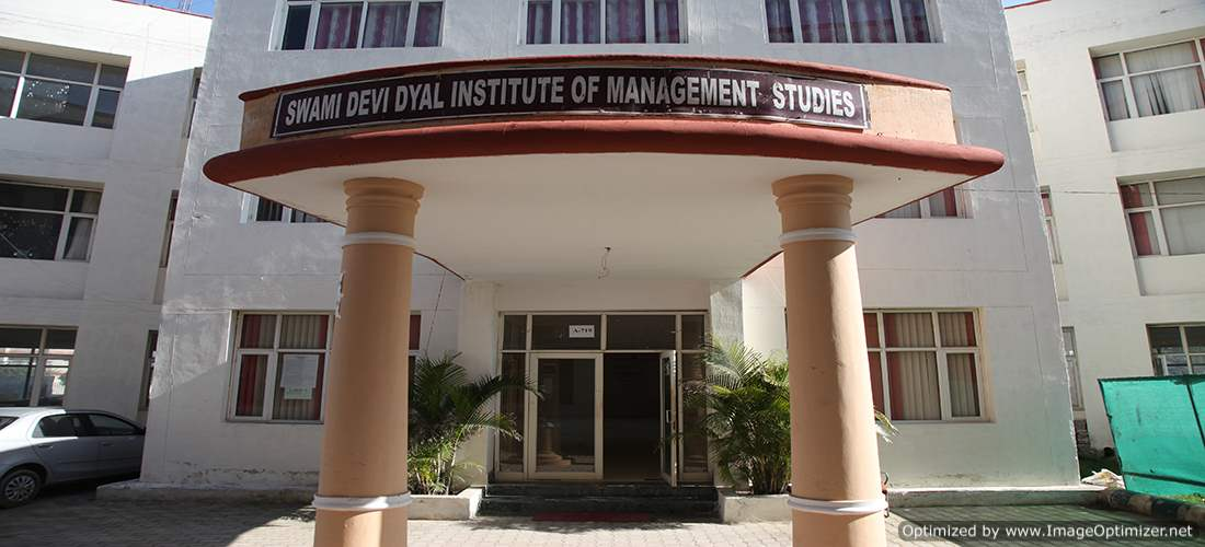 SDD Institute of Management Studies