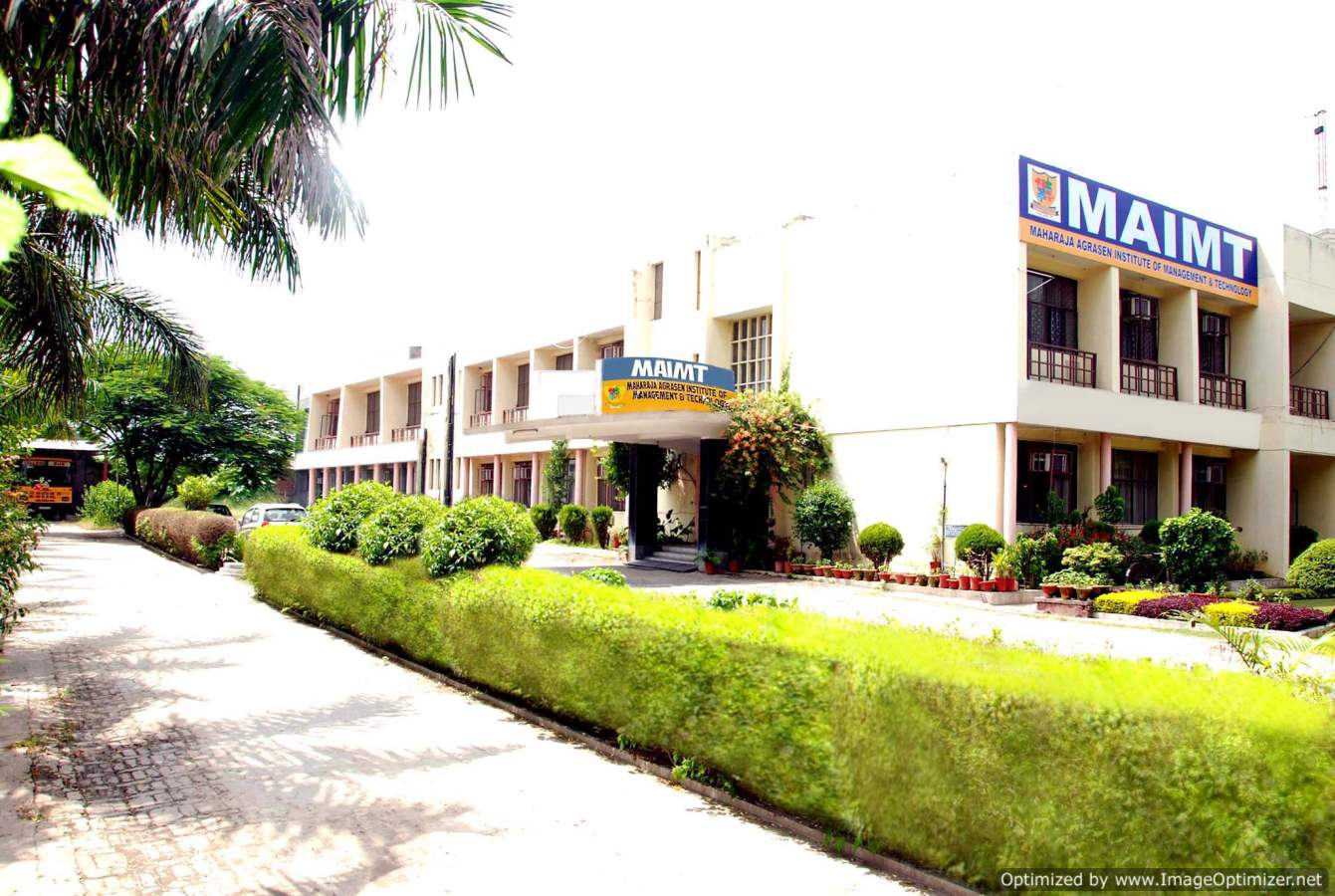 Maharaja Agrasen Institute of Management & Technology