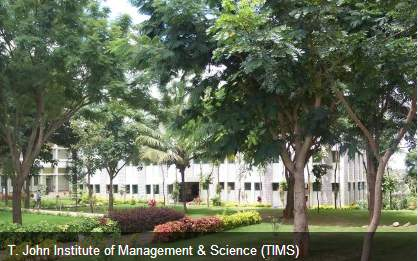 T John Institute Of Management And Science
