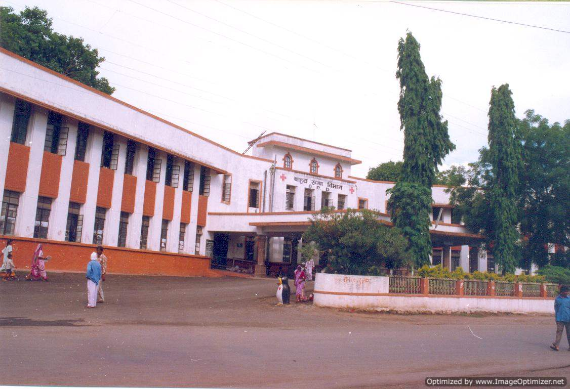 Government Medical College - Aurangabad