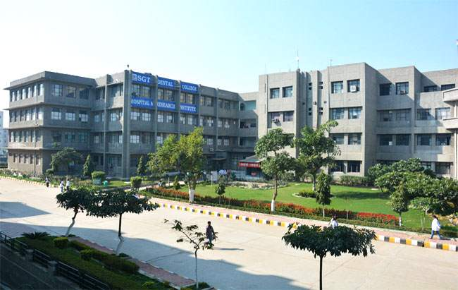 SGT Dental College Hospital and Research Institute