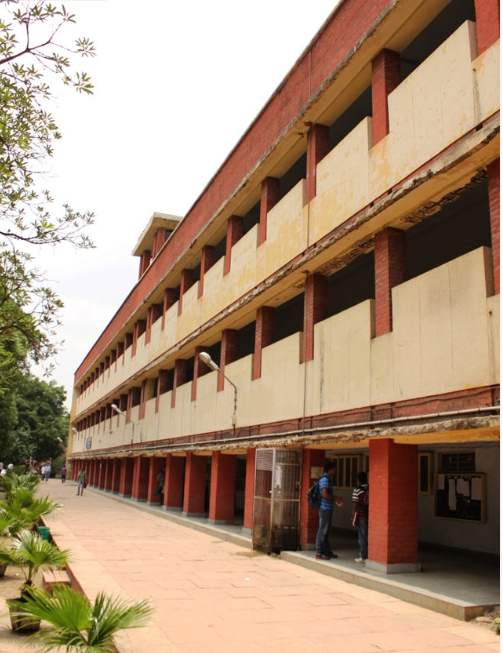 Faculty of Law - Delhi University
