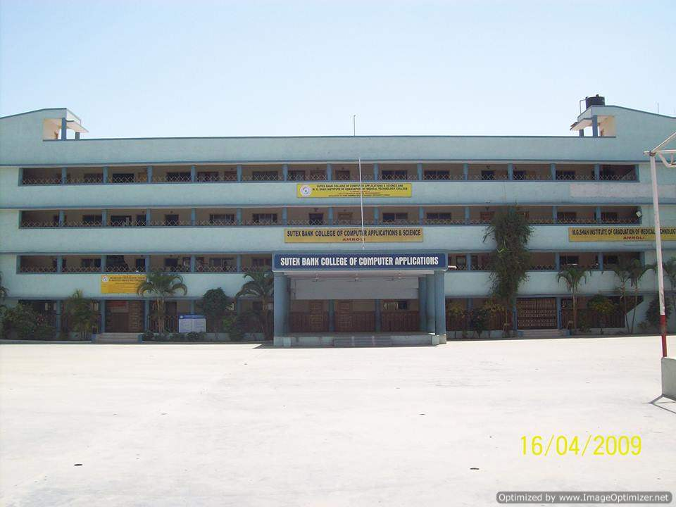 Sutex Bank College of Computer Applications and Science