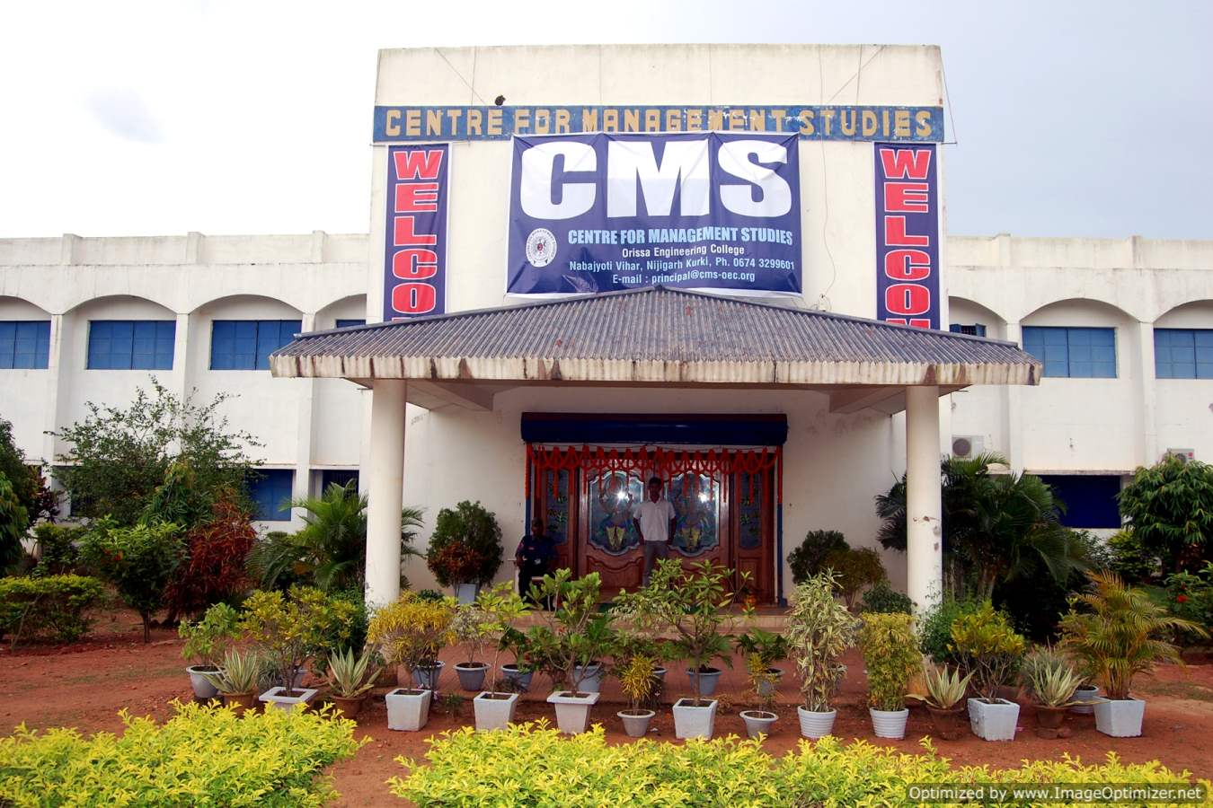 Center for Management Studies - Orissa Engineering College