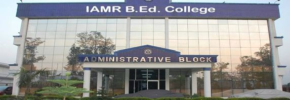 IAMR BEd College