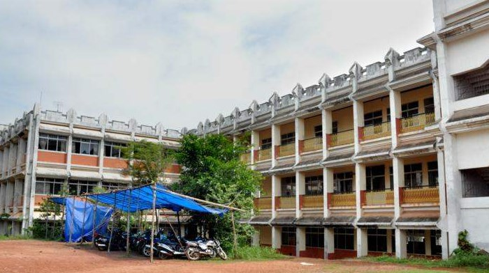 AWH Engineering College