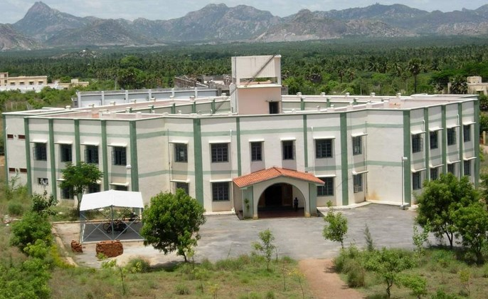 Government College of Engineering - Bargur