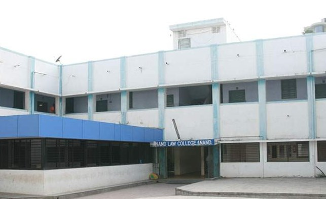 Anand Law College- Anand