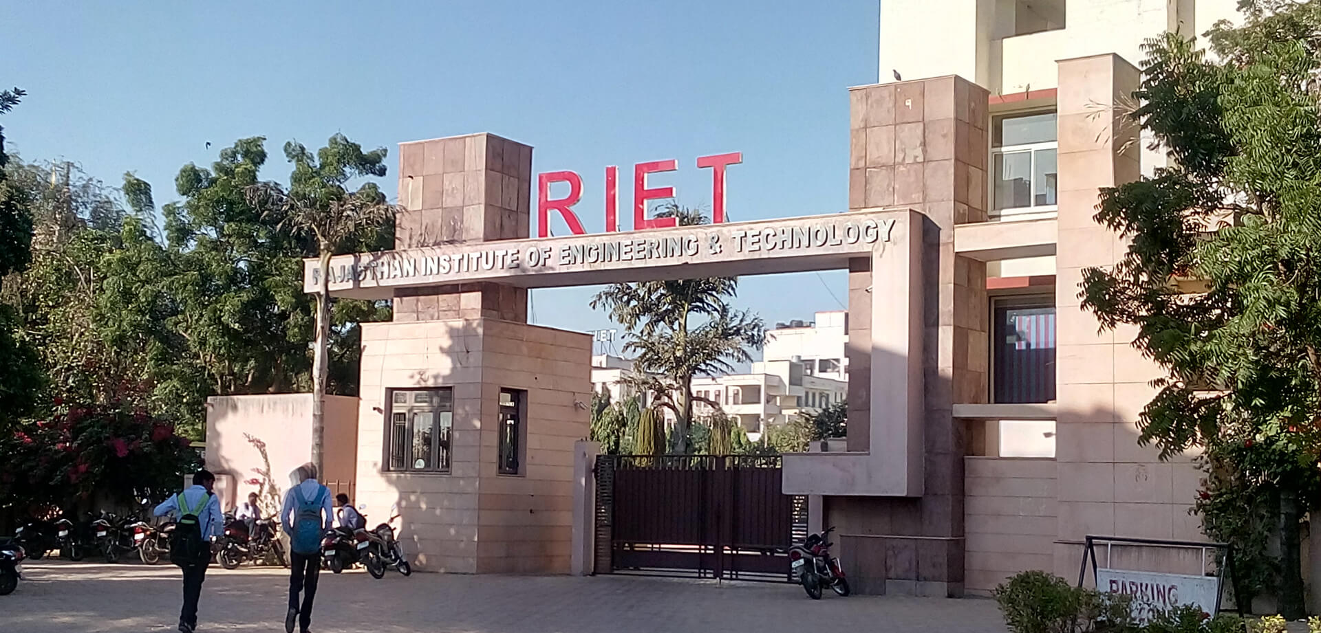 Rajasthan Institute of Engineering & Technology (RIET)