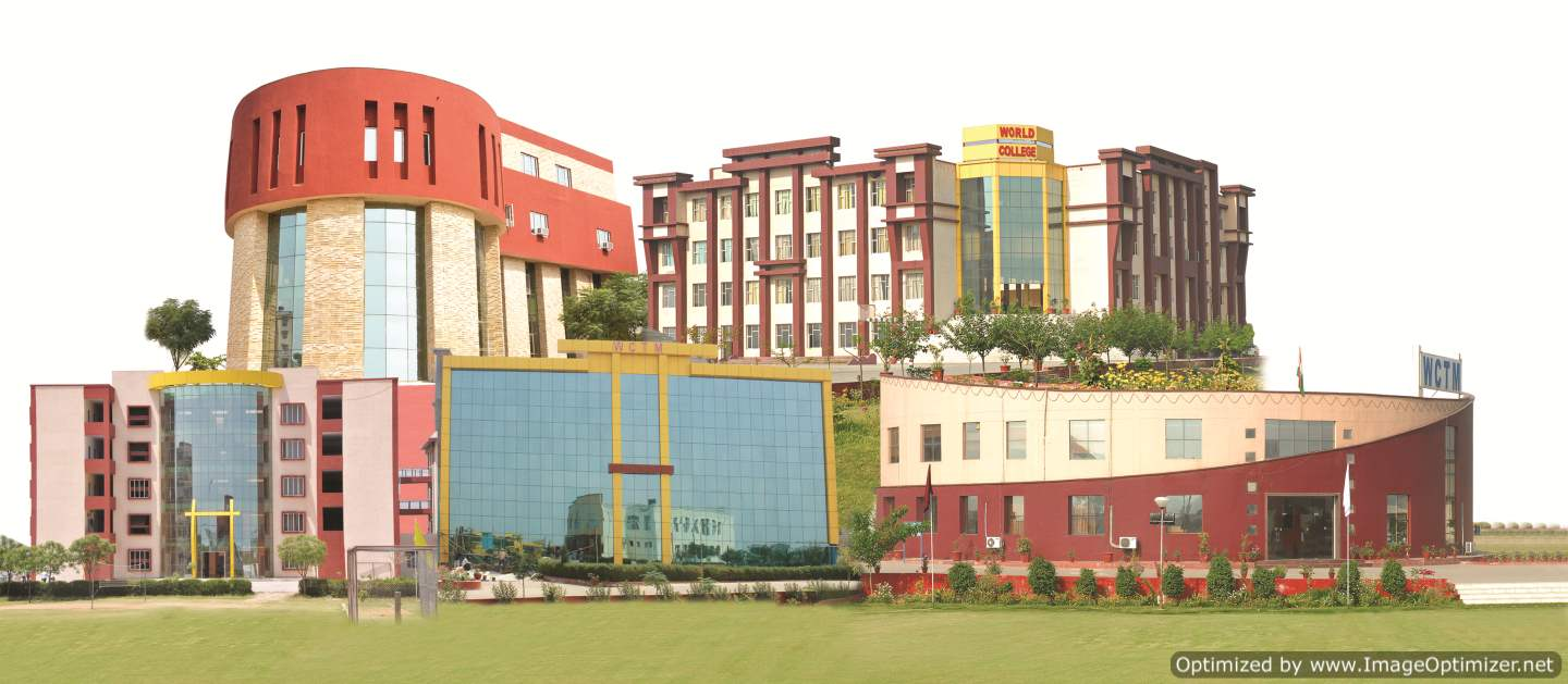 World College of Technology & Management (WCTM)