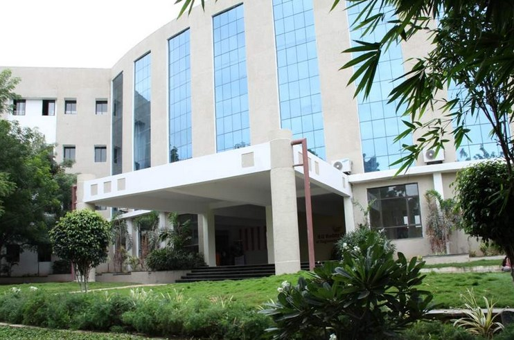 KG Reddy College Of Engineering and Technology